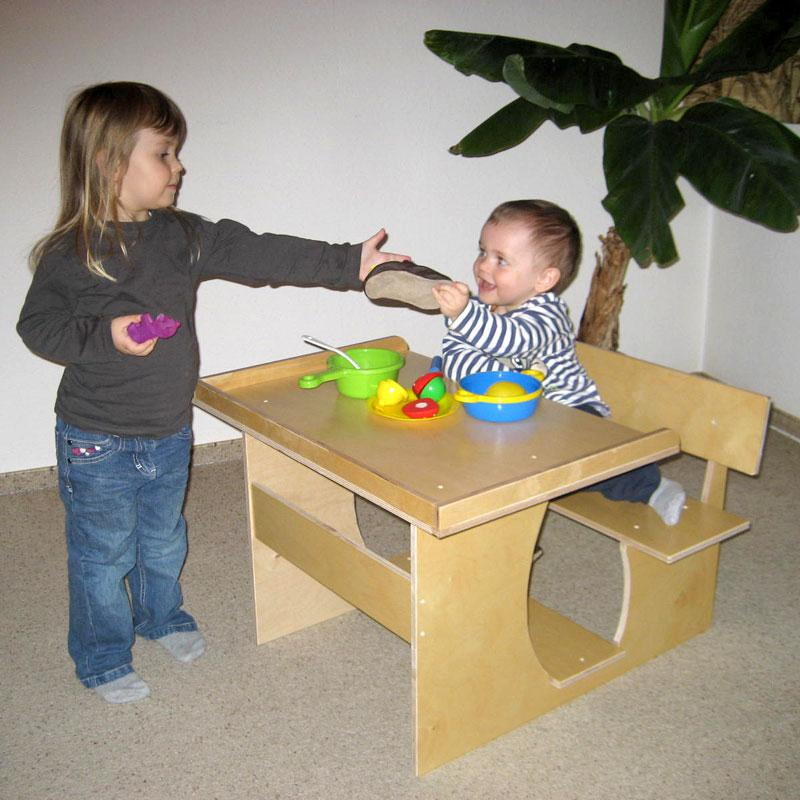 kinder tisch pink girl kmh ideenschmiede seit 1977. Black Bedroom Furniture Sets. Home Design Ideas